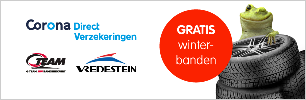 Corona Direct Winterbanden Actie 2019